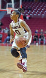2014 baloncesto del NCAA - el baloncesto de las mujeres Imágenes de archivo libres de regalías