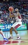 2014 baloncesto del NCAA - el baloncesto de los hombres Fotos de archivo libres de regalías