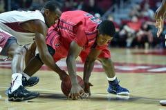 2014 baloncesto del NCAA - 5 grandes Imagenes de archivo