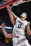 2014 baloncesto del NCAA - 5 grandes Fotografía de archivo libre de regalías