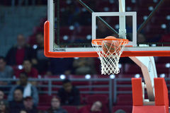 2014 baloncesto del NCAA - 5 grandes Fotos de archivo libres de regalías