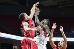 2014 baloncesto del NCAA - 5 grandes Foto de archivo