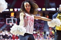 2015 baloncesto del NCAA - templo-Bucknell del NIT primer Rd Fotos de archivo libres de regalías