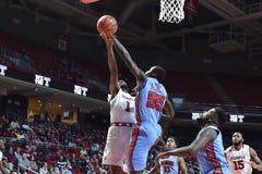 2015 baloncesto del NCAA - templo contra el estado de Delaware Foto de archivo libre de regalías