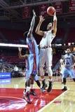 2015 baloncesto del NCAA - templo contra el estado de Delaware Fotografía de archivo libre de regalías