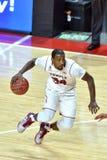 2015 baloncesto del NCAA - templo contra el estado de Delaware Fotos de archivo libres de regalías