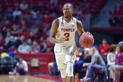 2015 baloncesto del NCAA - templo - UCF Imágenes de archivo libres de regalías