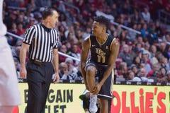 2015 baloncesto del NCAA - templo - UCF Fotos de archivo libres de regalías