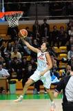 Baloncesto ruso 2009 de las mujeres Imagen de archivo