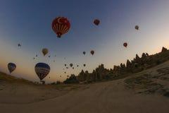 Balones de aire imagen de archivo libre de regalías