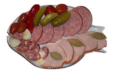Assortment of Sausage. Baloney beef brought chorizo color drink fired food group ham mea stock image
