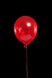 balonowa czerń przyjęcia czerwień Fotografia Royalty Free