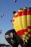 balonowy Albuquerque fiesta obraz stock