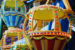 balonowy Edmonton centrum handlowym bałkanów kądziołek Fotografia Stock