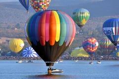 balonowy festiwal Obrazy Royalty Free