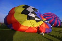 Balonowy festiwal Zdjęcie Royalty Free