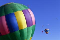 Balonowy Fiesta Zdjęcia Royalty Free