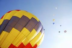 Balonowy gorące powietrze Festiwal Fotografia Stock