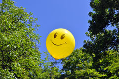balonowy ja target1402_0_ Fotografia Stock