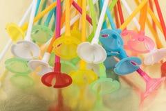 Balonowy kij Fotografia Stock