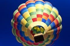 balonowy samotny Obrazy Stock