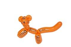 balonowy tygrys Zdjęcia Stock