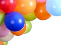 balonu przyjęcie Fotografia Stock