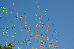 Balony Obraz Stock