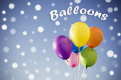 Balony Obrazy Royalty Free