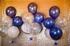 Balony dla partyjnego wydarzenia Obraz Royalty Free