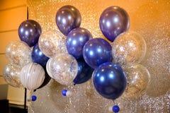 Balony dla partyjnego wydarzenia Zdjęcia Stock
