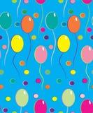 Balony - wektorowa ilustracja Zdjęcie Stock
