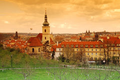 baloon布拉格 免版税图库摄影