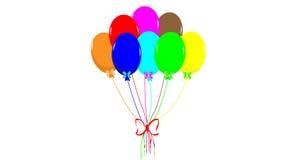 Baloon Foto de Stock Royalty Free