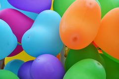 Baloon background Royalty Free Stock Photos