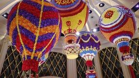Baloon de fleur Photo stock