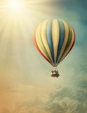 Baloon del aire caliente Foto de archivo