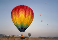 Baloon do ar de Hor Imagens de Stock