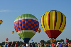 Baloon Festival Royalty Free Stock Photography