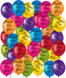 Baloon stock illustration
