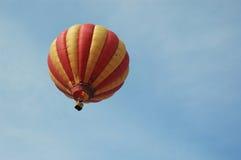 Baloon op de hemel Royalty-vrije Stock Afbeeldingen