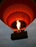 Baloon sur le ciel Photographie stock