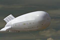 Baloon tiene gusto del dirigible fotos de archivo libres de regalías