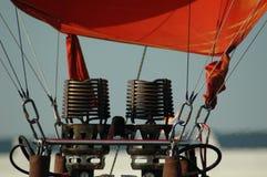 baloongasbrännare Fotografering för Bildbyråer