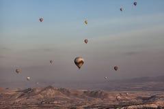Balooning 7 Fotografía de archivo libre de regalías