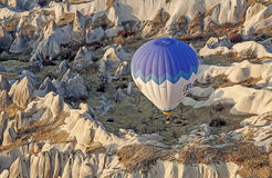 Balooning 8 Imagenes de archivo