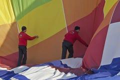 Balooning 58 Stock Image