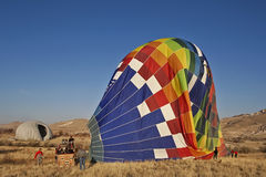 Balooning 20 Stock Photography