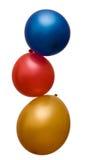 baloons当事人 免版税库存图片