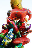 baloons玩具 免版税库存照片